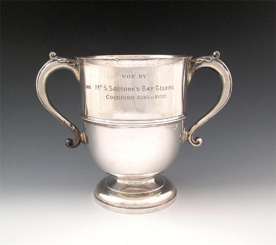 Southdown Heavy Weight Cup, 1911.
